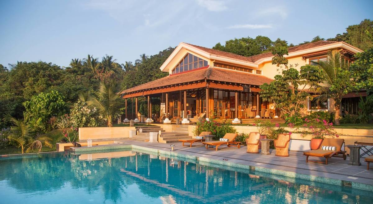 Summertime, the best luxury holiday rental villa in Goa